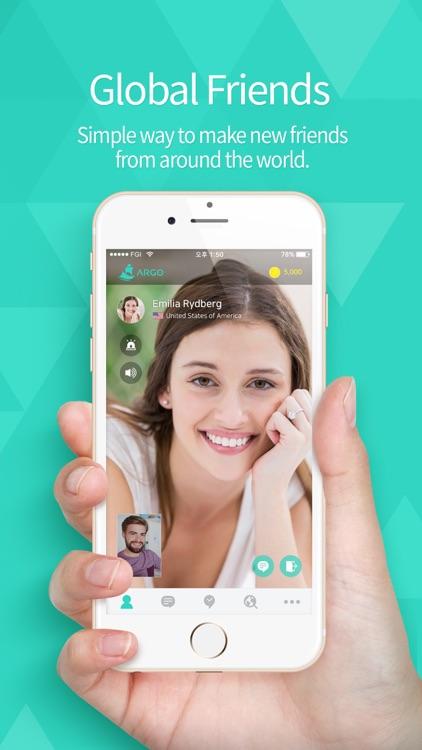 ARGO - Social Video Chat screenshot-4