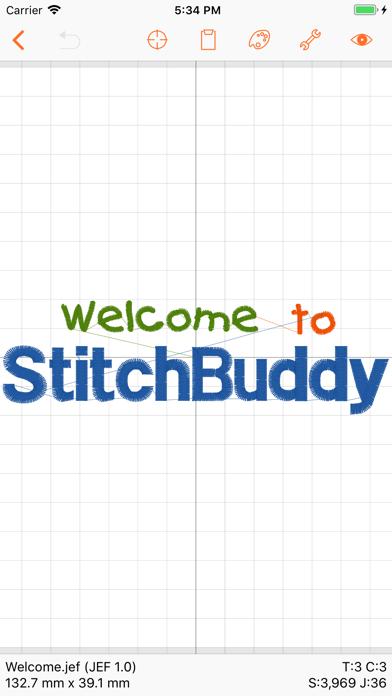 StitchBuddy HD
