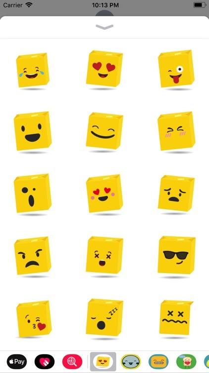 box gift emoji stickers