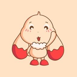 咕唧晚清兔