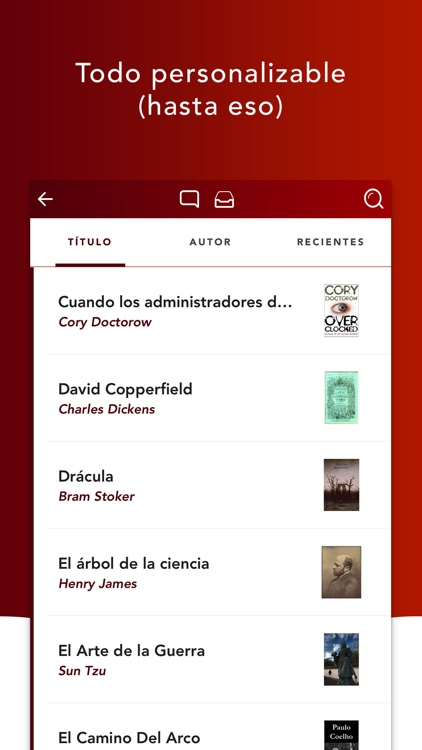 QuickReader Español screenshot-2