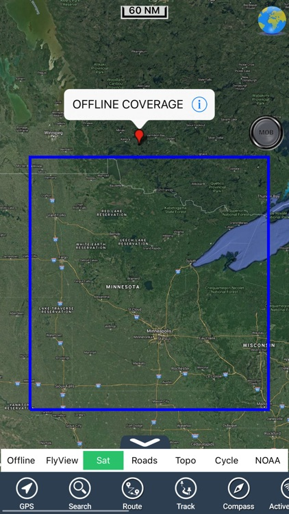 Minnesota lakes HD Charts screenshot-7
