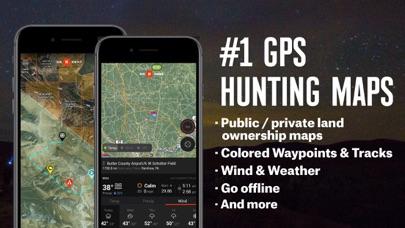 onX Hunt: #1 GPS Hunting Mapのおすすめ画像1