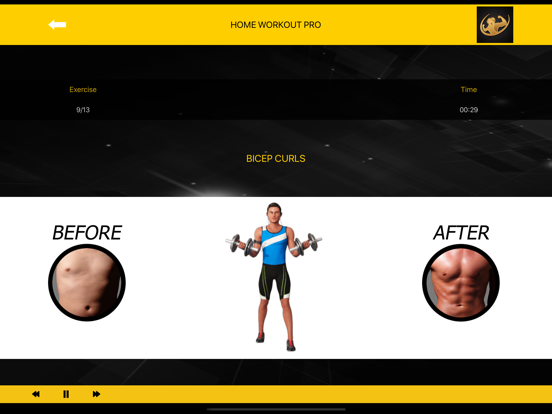 Home Workout PRO screenshot 10