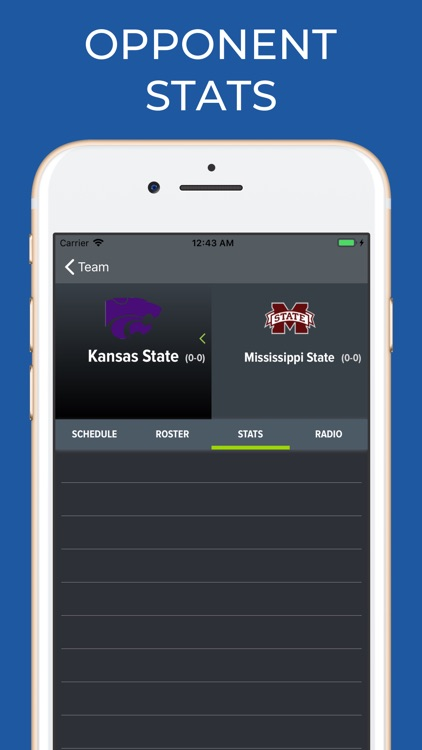 Mississippi State Football App screenshot-7