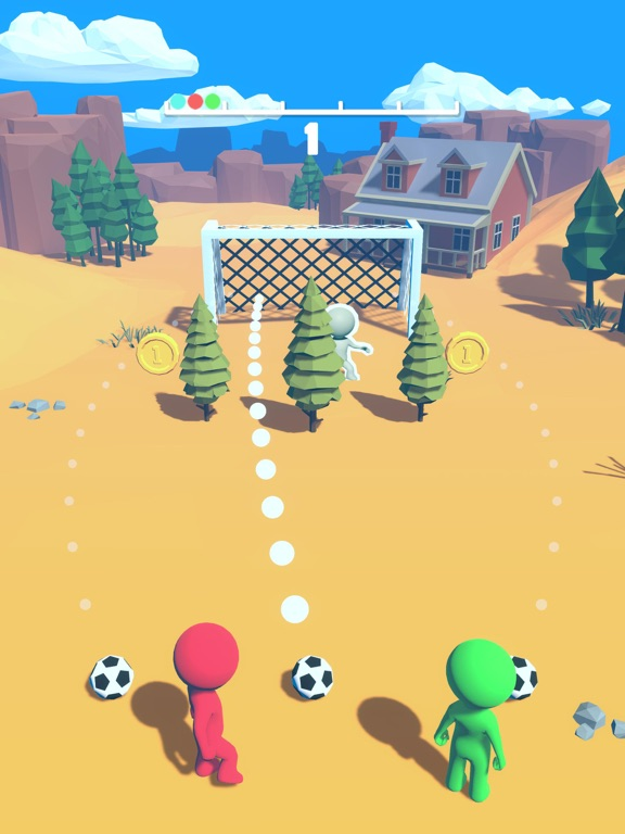 Five Goals screenshot 6