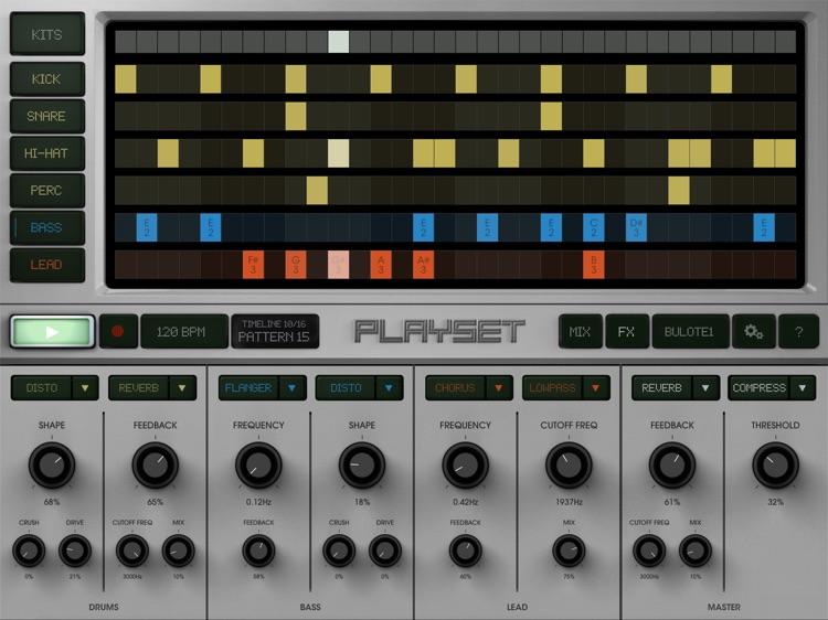 Playset screenshot-3