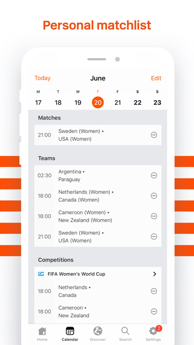 Screenshot for Forza Football in New Zealand App Store