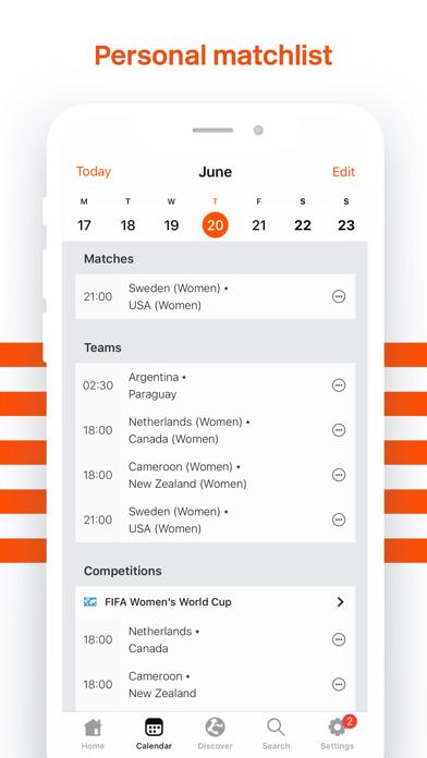 Screenshot for Forza Football in Australia App Store