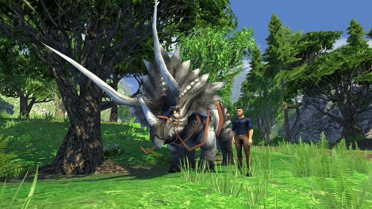 Dino Tamers: Jurassic MMORPG screenshot-6