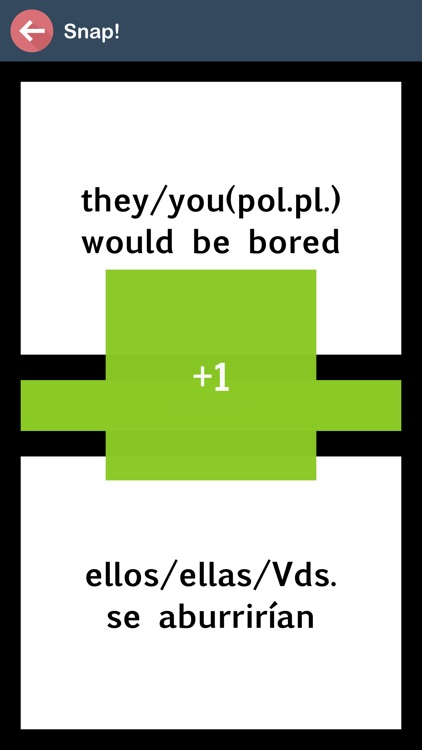 Spanish Verb Blitz screenshot-6