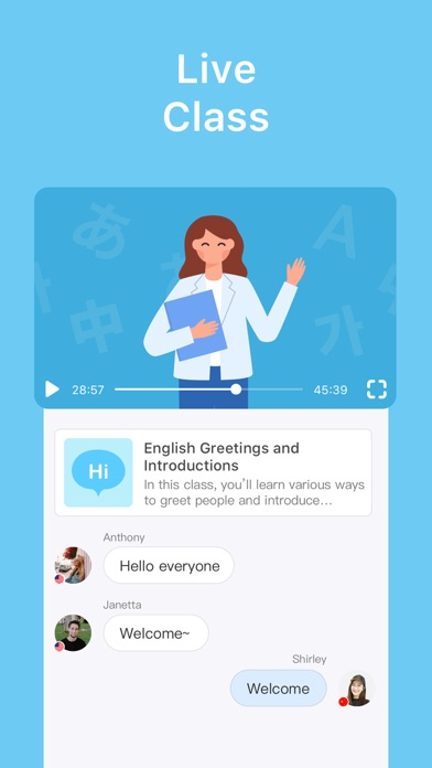 HelloTalk Learn Languages Fast Screenshot on iOS