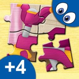 Kids' Jigsaw Puzzles 4+