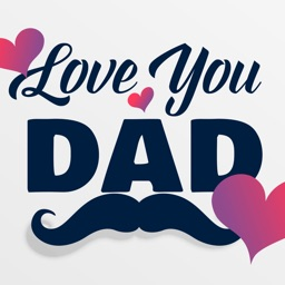 Fathers Day Sticker Pack