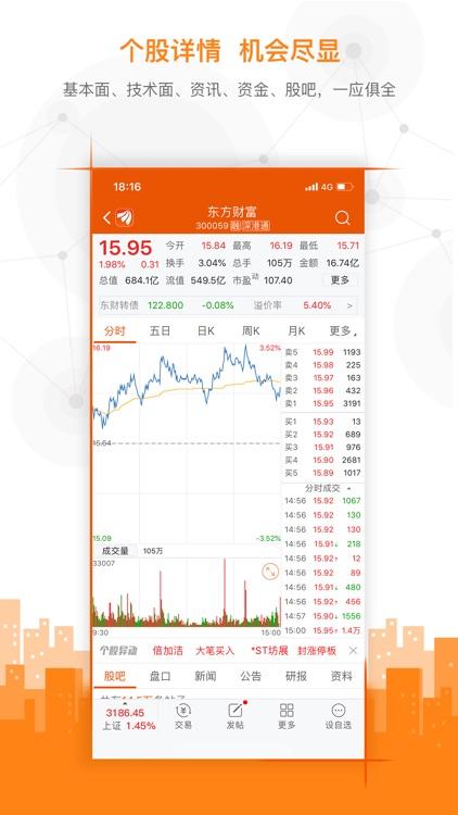 东方财富金牛版-股票炒股 证券开户 screenshot-3