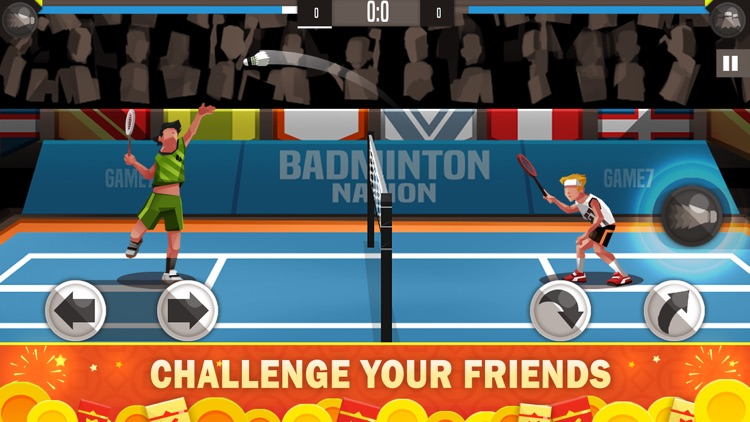 Badminton League screenshot-4