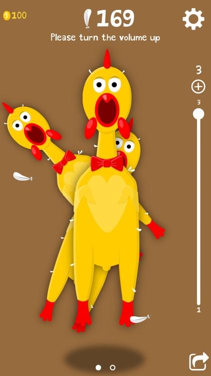 Screaming chicken weird sound screenshot-6
