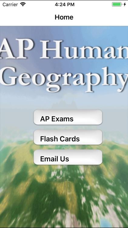 AP Human Geography Prep 2020 screenshot-0
