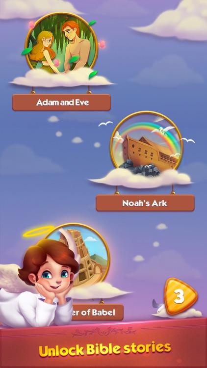 Bible Word Puzzle screenshot-3
