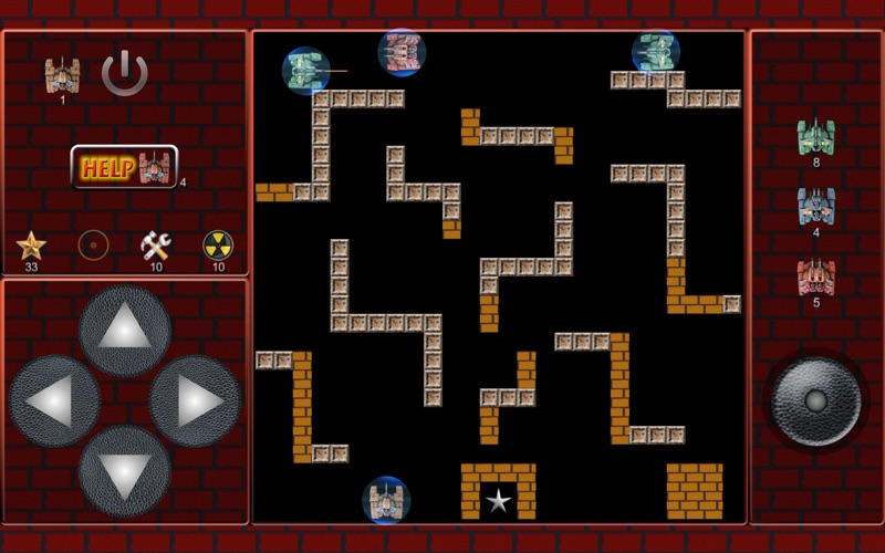 Super Tank Battle screenshot 6