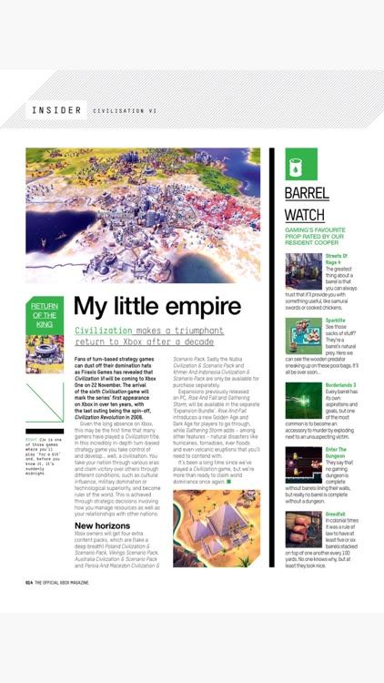 Official Xbox Magazine (UK) screenshot-3