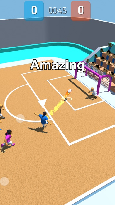 Goal Master 3D screenshot 2