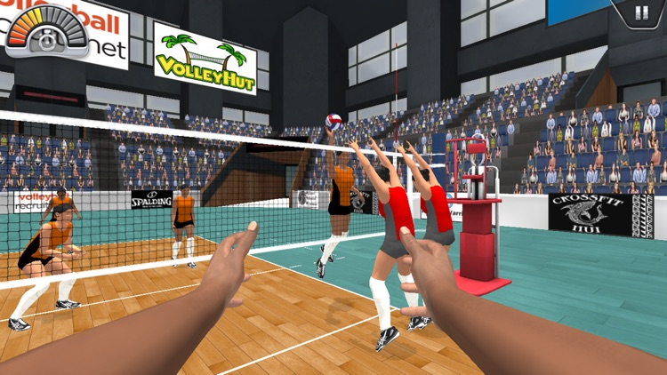 VolleySim: Visualize the Game screenshot-3