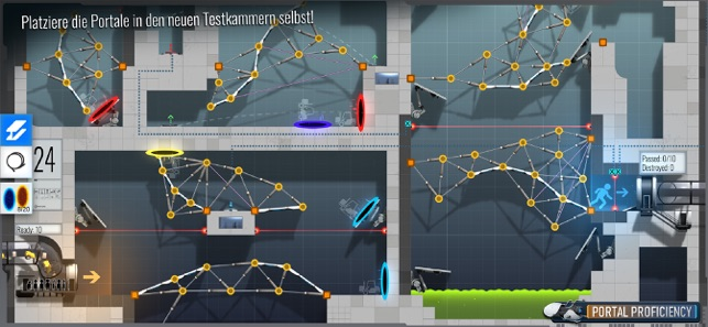 643x0w Bridge Constructor Portal ist online Apple iOS Computer Games Google Android PlayStation Smartphones Spielekonsolen Switch Windows Xbox
