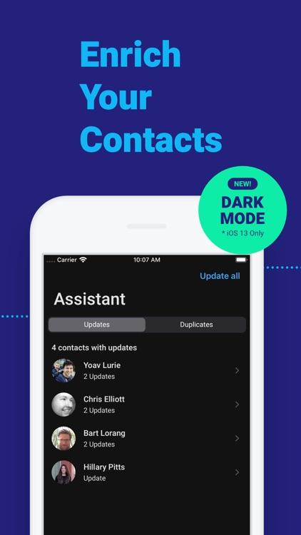 Contacts+ | Address Book screenshot-3