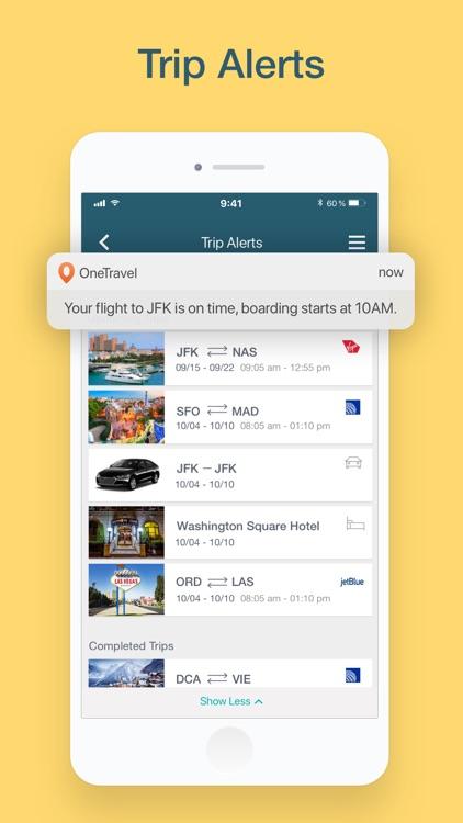 OneTravel Flight & Hotel Deals