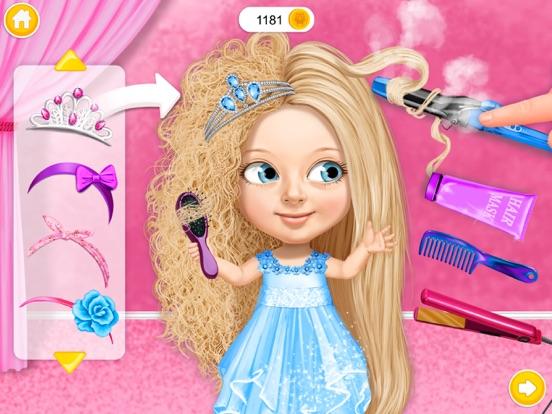 Игра Sweet Baby Girl Beauty Salon 3