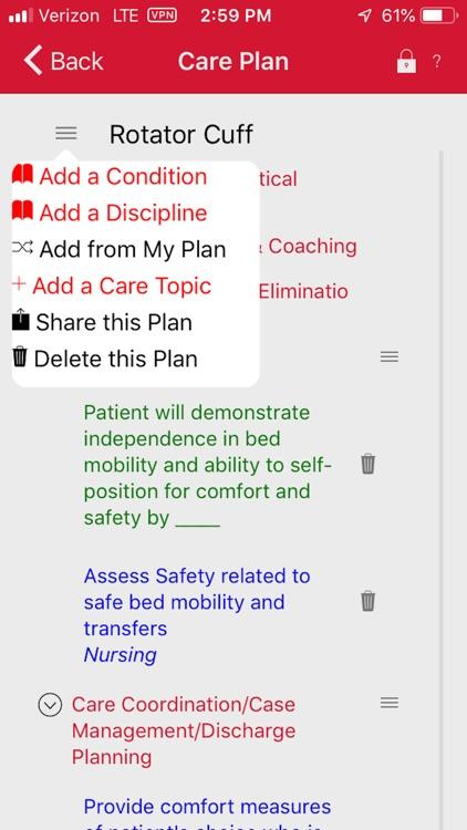 Home Health Care Planning screenshot-4