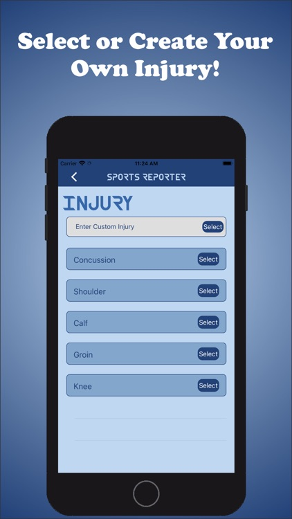 Sports Reporter screenshot-6