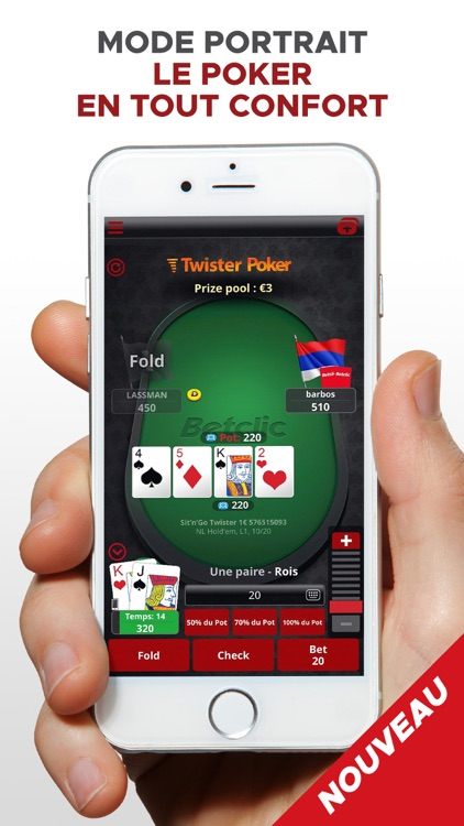 Betclic Poker screenshot-0