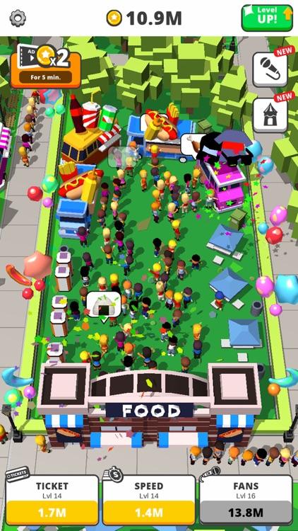Idle Concert screenshot-6