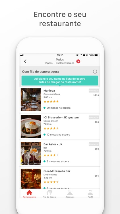 Get In - Restaurantes e Bares screenshot-3