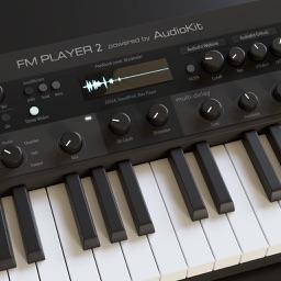 AudioKit FM Player 2: DX + AU