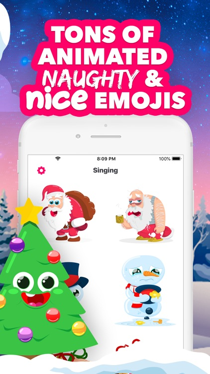DittyMoji - Holidays screenshot-2