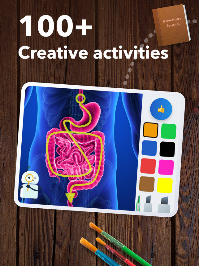 ‎K-5 Science for Kids - Tappity Screenshot