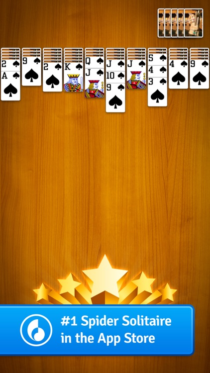 Spider Solitaire MobilityWare