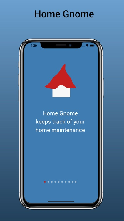 Home Gnome screenshot-0
