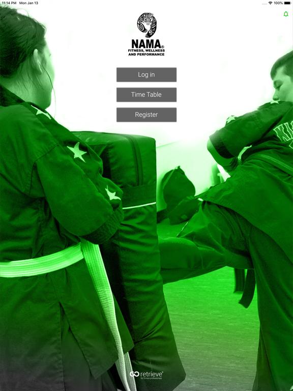 NAMA Fitness screenshot 6