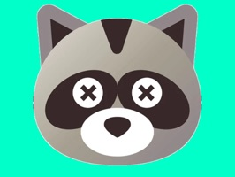 Raccoon Sticker Pack for iMessage