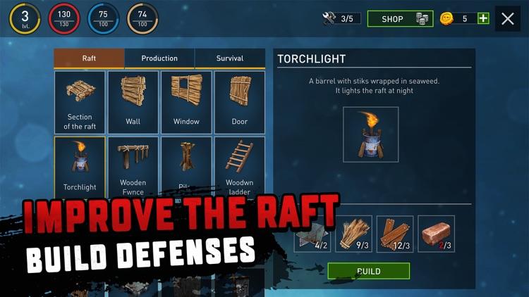 Raft Survival - Ocean Nomad screenshot-3