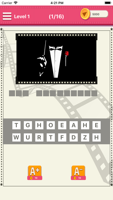 The Movie Puzzle screenshot 4