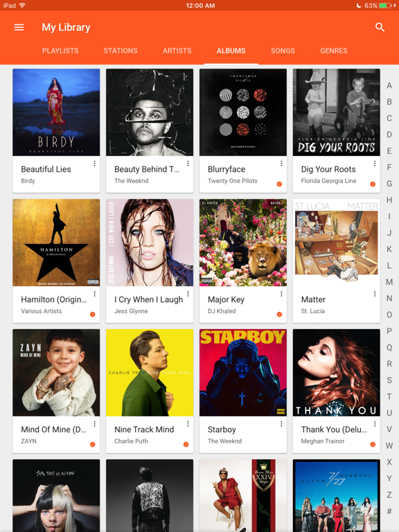 Google Play Music-ipad-4