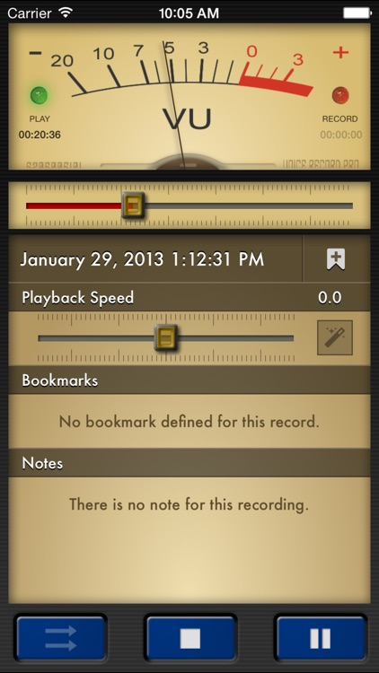 Voice Record Pro screenshot-0