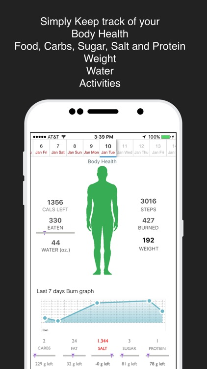 Healthy Pantry screenshot-3