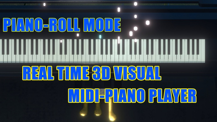 Piano Visual Player - Light