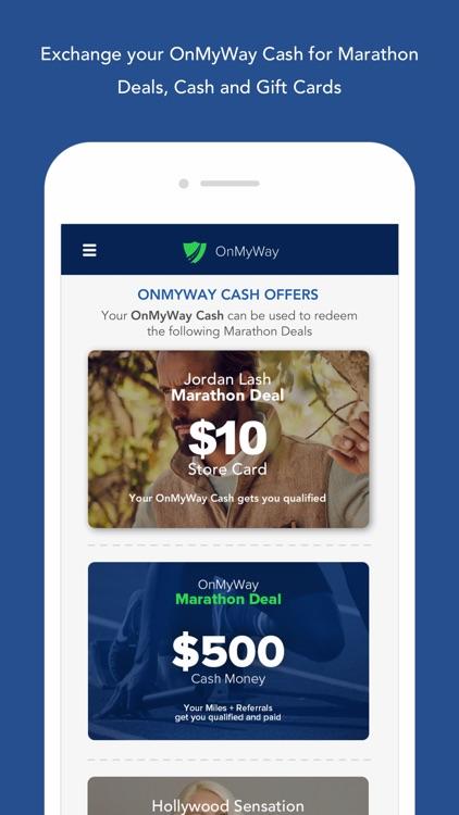 OnMyWay: Drive Safe, Get Paid screenshot-5